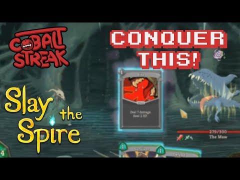 Slay The Spire! #23 - Conquer This! - Cobalt Streak