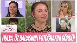 Hülya, öz babasının fotoğrafını ilk kez gördü - Esra Erol'da 1 Mayıs 2018
