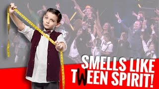 Smells Like Tween Spirit: Episode 6 - #SchoolOfRockUK has opened!