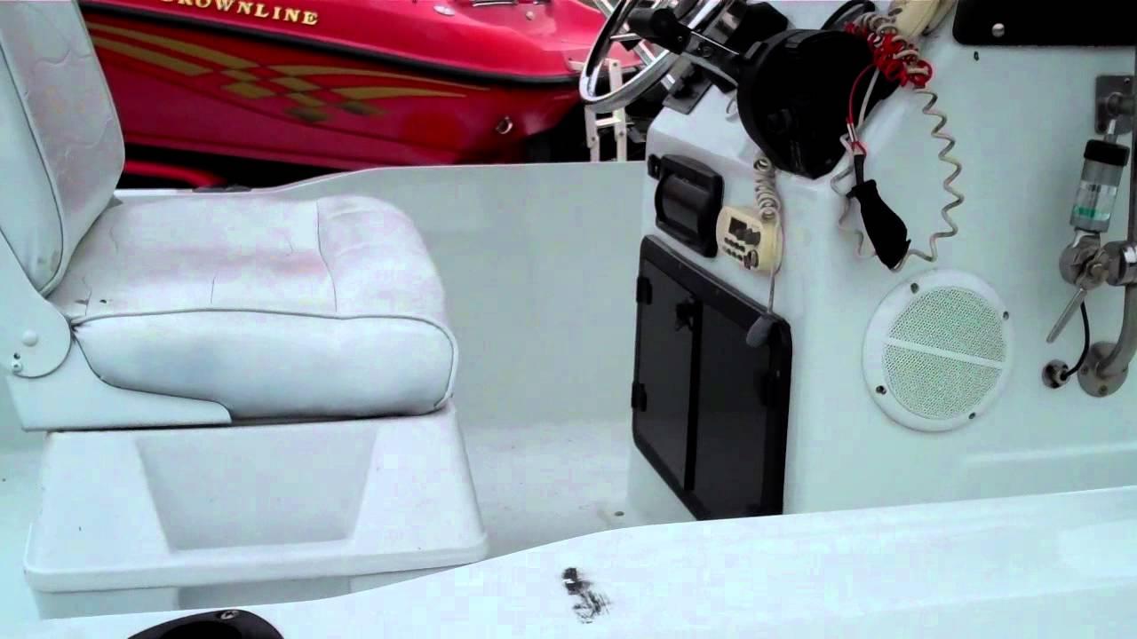 1997 Key West 1720  YouTube