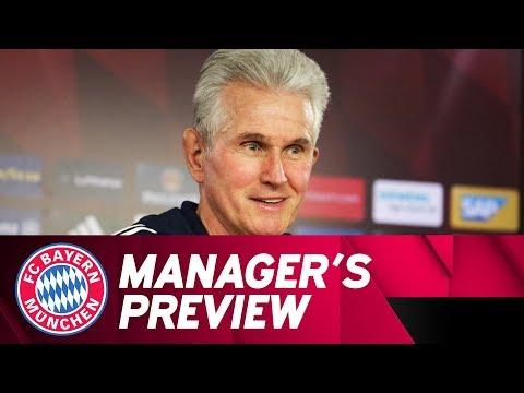 LIVE 🔴 | FC Bayern-Pressetalk mit Jupp Heynckes | FC Bayern - Eintracht Frankfurt | #FCBSGE