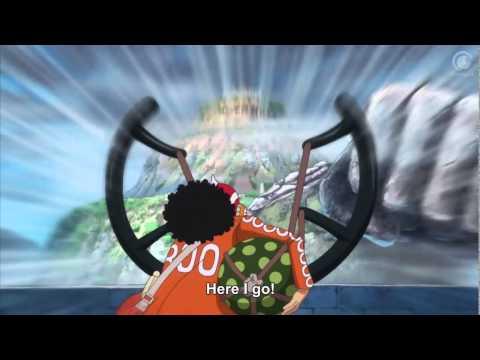 One Piece Epic Moment - Usopp Awakens Haki and Defeats Sugar