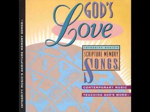 Scripture Memory Songs - As A Father Has Compassion (Psalm 103:13-14 & 17)
