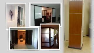 Custom Bi-Fold Closet and Laundry Doors in Miami