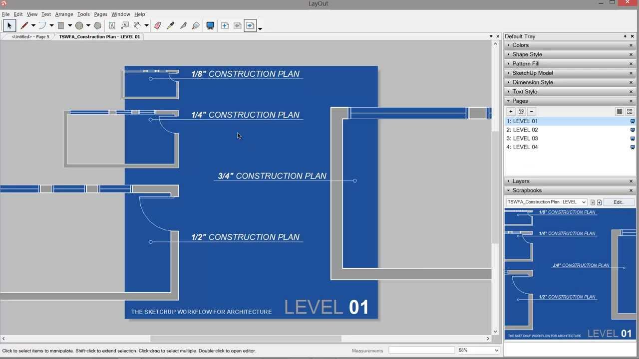The SketchUp Workflow for Architecture Scrapbooks - YouTube