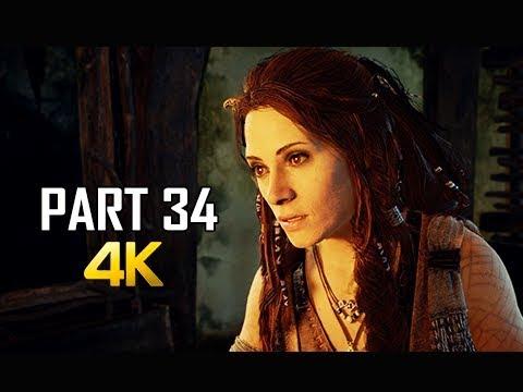 GOD OF WAR Gameplay Walkthrough Part 34 - HEART (PS4 PRO 4K Commentary 2018)