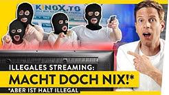 Illegales Streamen: Halb so wild?! | WALULYSE