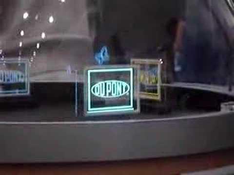 Transparent OLED (Organic Light Emitting Diode) by Dupont