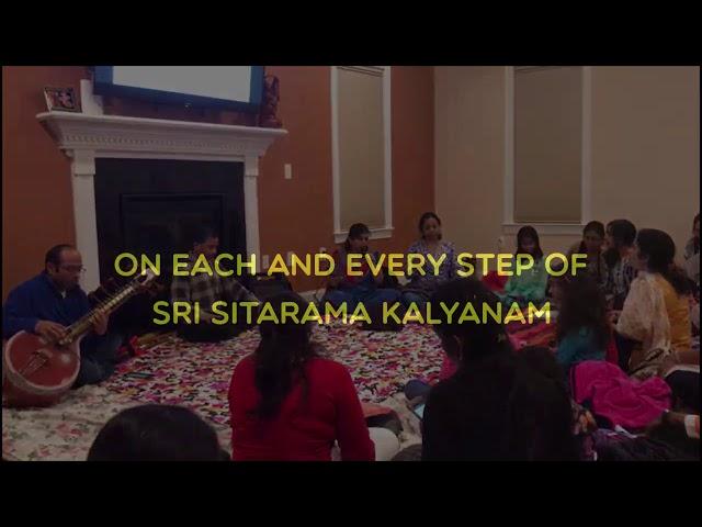 Sri Sitarama Kalyanam 2019