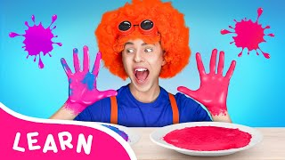 La La Learn COLORS | Kids Song & Nursery Rhymes about Primary Colors