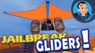 ¡Los Nuevos Planeadores en Roblox Jail break son impresionantes!