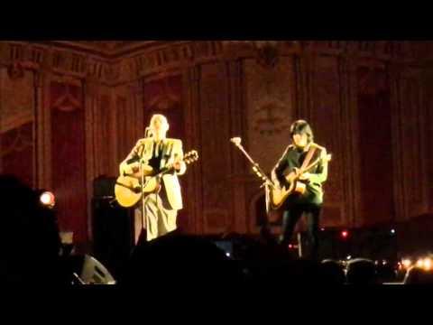 Smashing Pumpkins - Mayonaise (Live) 2016/03/26 Los Angeles with James Iha
