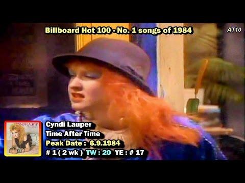 Billboard Hot 100 #1 Songs of 1984 [1080p HD]