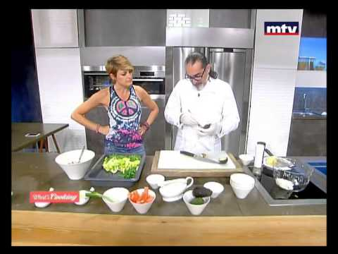 Whats Cooking - Crab salad - 05/06/2015