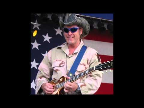 Listen to Ted Nugent's Fiery Response to Stevie Wonder's Boycott of Florida Over Zimmerman Verdict