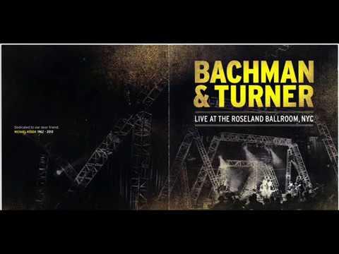 BACHMAN & TURNER - Shakin' All Over