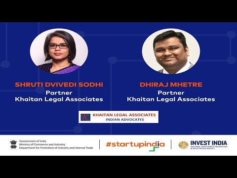 Download Startup India workshop on Contracts & Force majeure with Khaitan Legal Associates