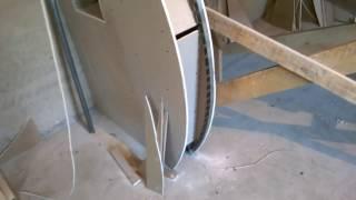 Как сделать  декоративную перегородку из  гипсокартона .(ТОП 10:хороший инструмент для ремонта можно купить здесь 1-Аккумуляторная Дрель 10.8 В--https://goo.gl/ZzOeWC 2-Аккумулят..., 2016-01-25T22:19:24.000Z)
