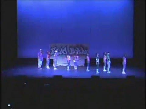 UC Berkeley - Hip Hop Dance