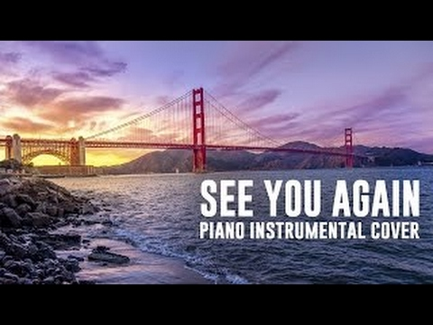 1 Hour Wiz Khalifa See You Again ft. Charlie Puth / Piano Instrumental Cover / Emotional M