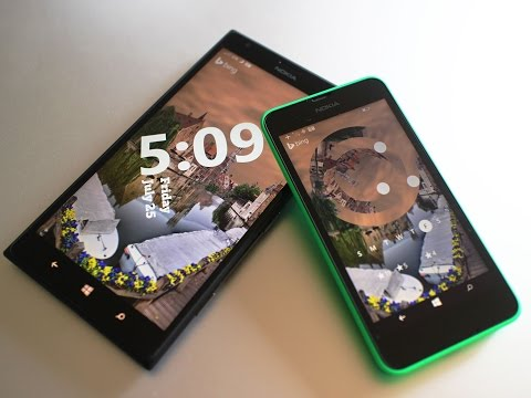 Hands-on with the new Live Lock Screen app for Windows Phone 8.1