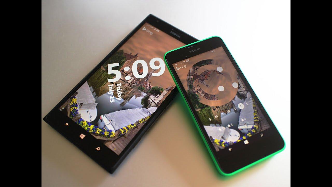 Top 10 Lock Screen Apps for Windows Phone – Gadget Explorer | 720x1280