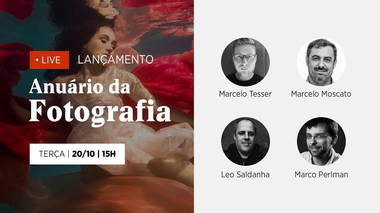 LANÇAMENTO - Anuário da Fotografia 2020 - YouTube
