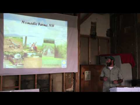 Andy Pressman Small-Scale Intensive Farming Presentation - Part 1