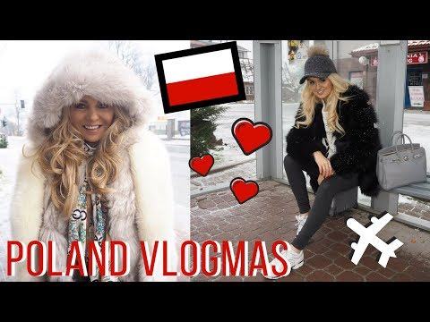 Vlogmas Day 10 | Gdansk Vlog | EVERYTHING GOES WRONG |