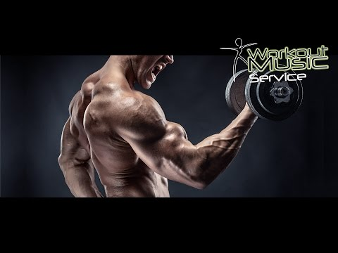 Best Gym Music - New Workout Training Music 2017  - Fitness workout music motivation
