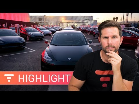 Is Tesla Delaying Deliveries of Cars for Tax Reasons? [highlight]