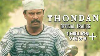 Thondan - Official Trailer | Samuthirakani, Vikranth, Sunainaa | Justin Prabhakaran | Samuthirakani