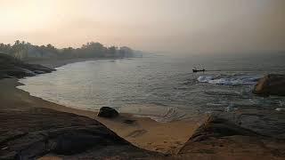 Someshwara beach| breathtaking early morning view