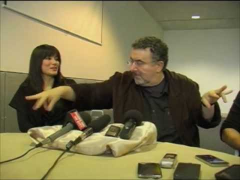 Warehouse 13's Kelly Hu, Eddie McClintock & Saul Rubinek Interview