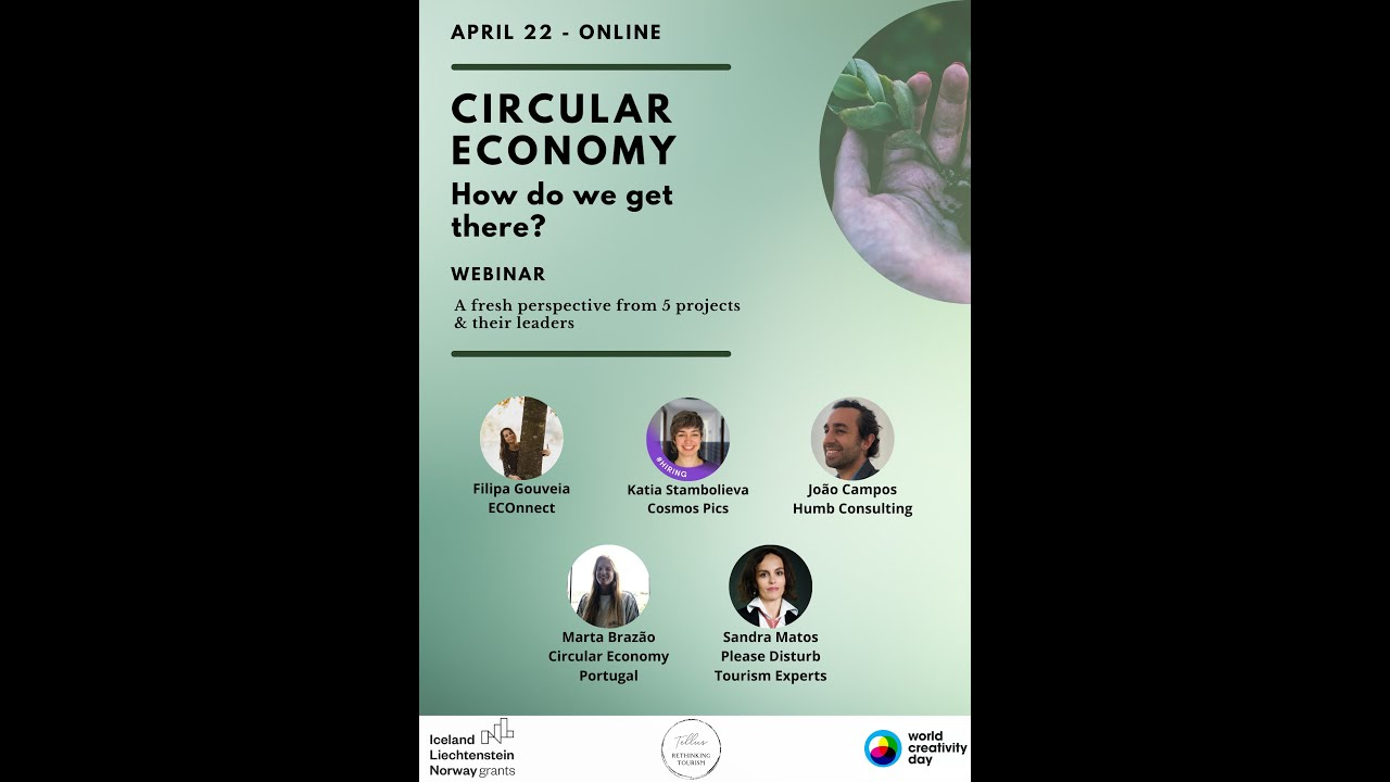 """Webinar """"Circular Economy: how do we get there?"""""""