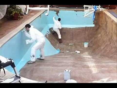 Swimming Pool Contractors In Dubai Youtube