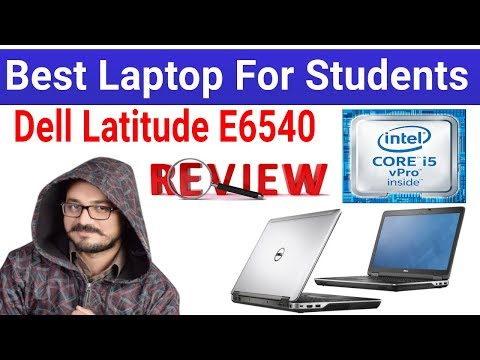 Dell Latitude E6540 Branded Widescreen Laptop Review | Sohail Computers