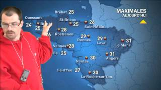 Video La météo de Sylvain download MP3, 3GP, MP4, WEBM, AVI, FLV November 2017