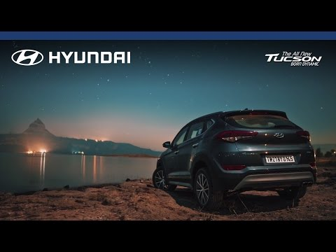 Hyundai | All New Tucson | National Media Drive Highlights
