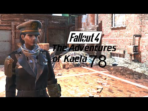 Fallout 4: The Adventures of Kaela (Part 78) Getting Bunker Hill Angry