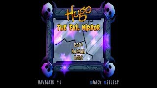 Hugo: The Evil Mirror Walkthrough