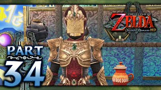 The Legend of Zelda: Twilight Princess HD - Part 34 - Magic Armor