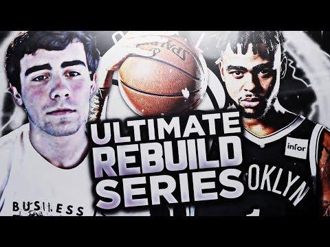 3 YOUNG SUPERSTARS!! ULTIMATE REBUILDING SERIES #4 - NBA 2K18