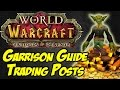 Guide to the Garrison Trading Post - World of Warcraft: Warlords of Draenor