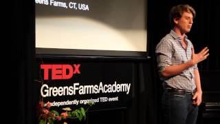 How a stutterer found a voice: Rashad Nimr at TEDxGreensFarmsAcademy