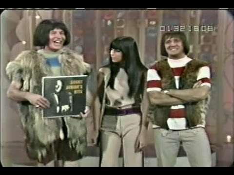 Hollywood Palace 3-06 Milton Berle (host), Sonny & Cher, Bill Dana, Maury Willis, Abbe Lane