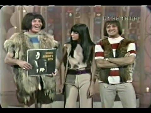 Hollywood Palace 3-06 Milton Berle (host), Sonny & Cher, Bill Dana, Maury Willis, Abbe Lane