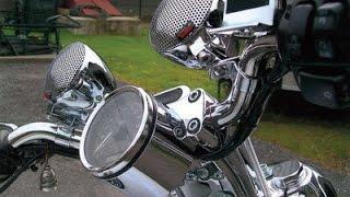 Harley Davidson Motorcycle Best Sound System