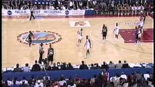 03/24/1994 NCAA West Regional Semifinal:  #3 Louisville Cardinals vs.  #2 Arizona Wildcats