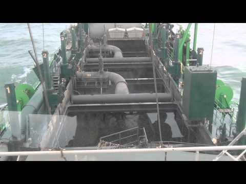 Dredging International, Suction Hopper
